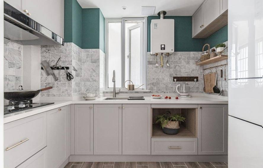 开工前必看的厨房设计攻略,避免入住后厨房太拥挤