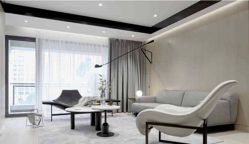 慢生活的现代公寓